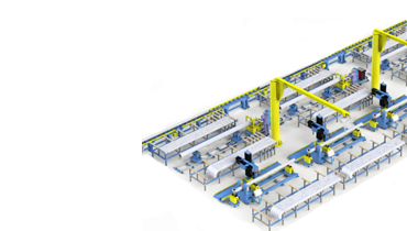 Pipe Spool Fabrication Line