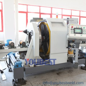 Automatic CNC Pipe End Beveling Machine OD Φ2″-14″