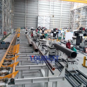Large Pipe & Thick Wall Pipeline Prefabrciation Production Line