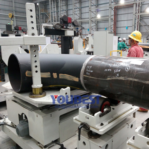 Pipe Spool Fitting Up Machine OD 24″-60″ Featured Image
