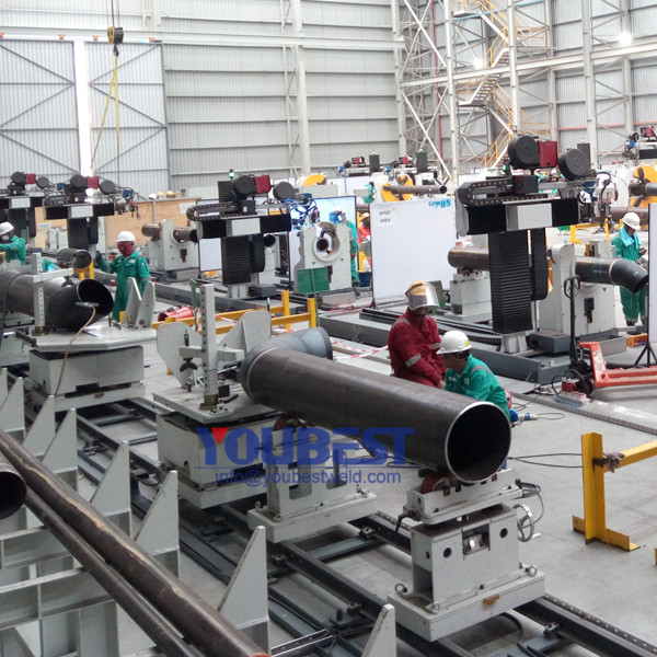 Workshop Automation Pipe Spool Fabrication System Featured Image